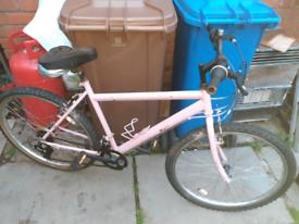 Bike 26inwheels £30