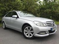 Mercedes-Benz C Class 2.1 C220 CDI BlueEFFICIENCY SE (Executive Pack)... 2012/62