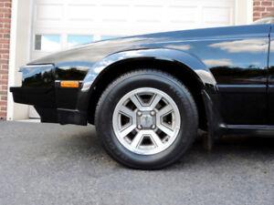 MK2 Toyota Supra Wheel (Rim)