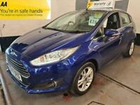 2017 Ford Fiesta 998 CC ZETEC HATCHBACK Petrol Manual