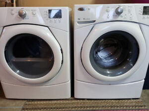 Whirlpool Duet Dryer,  Front Load, 3.4 cubic feet.
