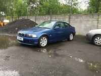 Bmw 318i coupe wanted