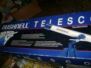 BUSHNELL DEEP SPACE SERIES 525X TELESCOPE