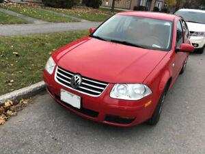 2008 Volkswagen Jetta City for sale as-is