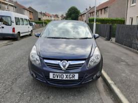 Vauxhall Corsa 1.2 SXI 1 years mot