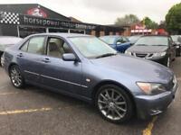 2004 Lexus IS 2.0 SE 4dr Petrol blue Automatic