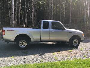 2007 Ford Ranger Pickup Truck
