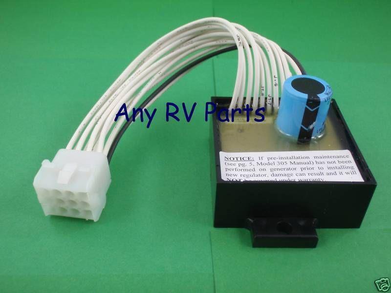 Onan Aftermarket 0720305 Voltage Regulator 305-0809-01 Flight Systems 305