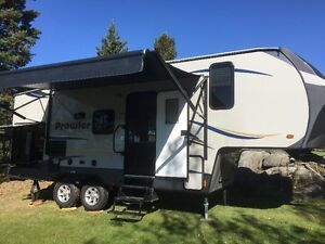 fifth wheel 2015 Lac-Saint-Jean Saguenay-Lac-Saint-Jean image 4
