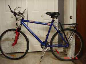 21 speed CCM Mountain Bike with Hybrid tires Peterborough Peterborough Area image 1