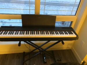 Yamaha 88 key Model P115