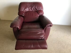 recliner leather sofa for sale
