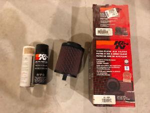 TRX450R K&N Air Filter Kit