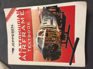 Aircraft Maintenance Engineer (Structures) Text Books for sale