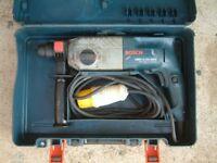 Bosch GBH 2-24 DSR SDS-Plus 680 Watts Heavy Duty Hammer Drill 110v