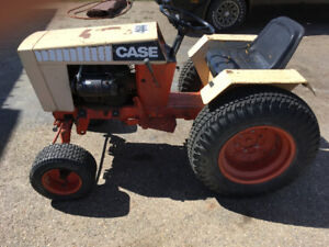 1975 Case 444 Lawn tractor
