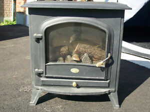 """23 3/4"""" Electric Fireplace"""