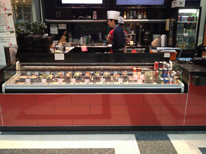 Fish cases, Pastry cases, Deli cases, Open cases, Gelato cases. Yellowknife Northwest Territories image 6