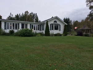 Riverfront Property & Home, Tabusintac, NB.
