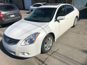 2010 Nissan Altima SL Berline