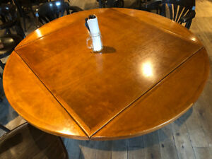 TABLE Square Round