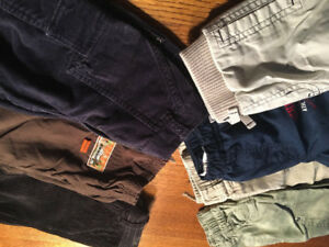 LIKE NEW!Boys 12-18 Month Fall Winter Cloths