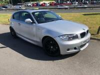 2010 BMW 120D M Sport 3 Door Automatic Hatchback - New MOT - Only 74679 Miles