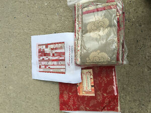 Quilting fabric kit