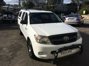 2008 Toyota Hilux SR Automatic Ute West Ryde Ryde Area Preview