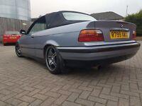 BMW e36 318 convertible *SWAPS*
