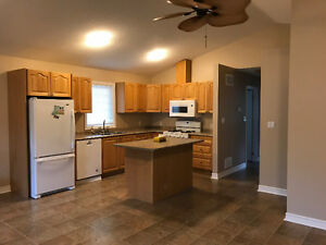 Spacious 3 Bedroom Open Concept Apartment (Utilities Included)