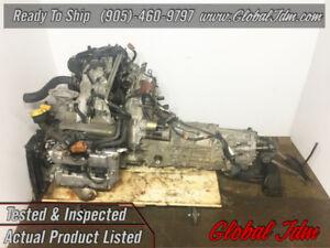 Jdm Subaru Impreza WRX EJ205 Turbo Engine 02-05 OEM Replacement