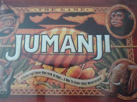 Jumanji board game In sealed packaging