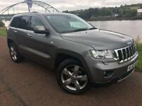 2012 62 JEEP GRAND CHEROKEE 3.0 V6 CRD LIMITED 5D AUTO 237 BHP DIESEL