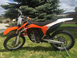 2011 KTM 250SXF with Athena 280 Big Bore Kit