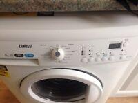 Zanussi Washing Machine - white - collection Roche