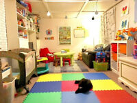$30/DAY CHILDCARE