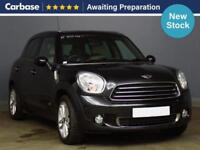 2012 MINI COUNTRYMAN 2.0 Cooper D ALL4 5dr Auto