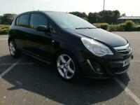2011 Vauxhall Corsa 1.4 SRi 5dr [AC] HATCHBACK Petrol Manual
