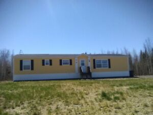 2 BEDROOM MINI HOME IN RUSAGONIS ON OWN LAND, ONLY 4 YRS OLD!!!