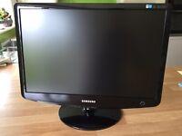"Samsung 22"" Widescreen Computer Monitor"