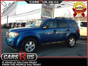 2011 Ford Escape XLT....includes 4 FREE winter tires!!!