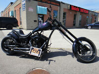 Custom Chopper for the price of a Stock Harley!!