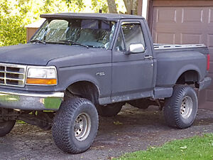 1992 flaireside f150