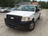 2006 Ford F-150 XL Pickup Truck, ONLY 188 KM! GOOD CONDITION!