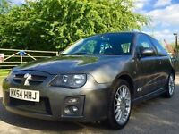 MG ZR 1.4 face lift