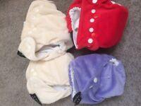 Bitti d lish reusable nappies M