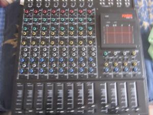 Fostex 450 8x4x2 Mixer