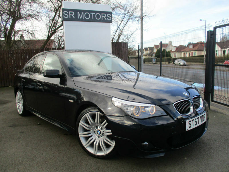 2008 bmw 530 3 0td auto m sport in crookston glasgow gumtree. Black Bedroom Furniture Sets. Home Design Ideas