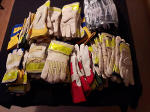 Working gloves for sale.